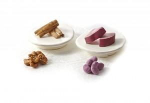 きんぴらと紫芋