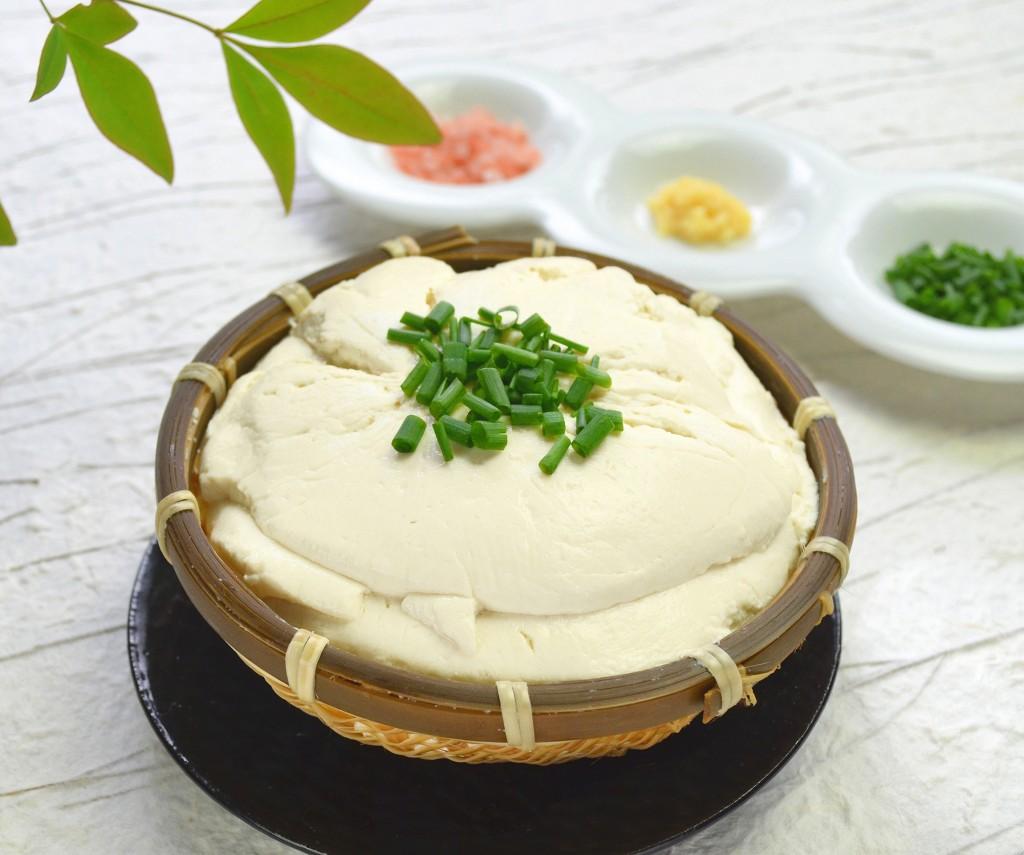 ざる豆腐_軽